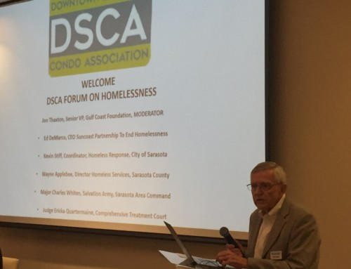 DSCA Forum on Homelessness – Doing Good Even Better