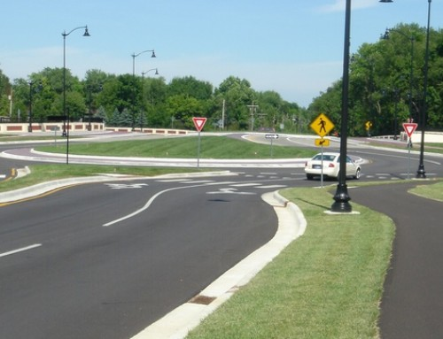 Roundabouts reduce traffic fatalities